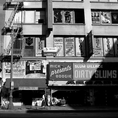 Slum Village They Don't Know ft. Vice & J. Ivy