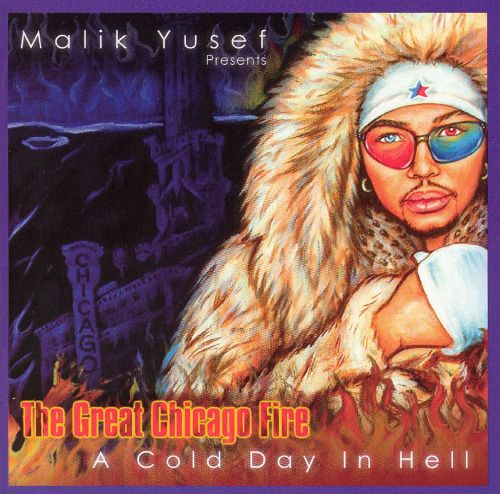 Malik Yusef A Cold Day in Hell ft. J. Ivy
