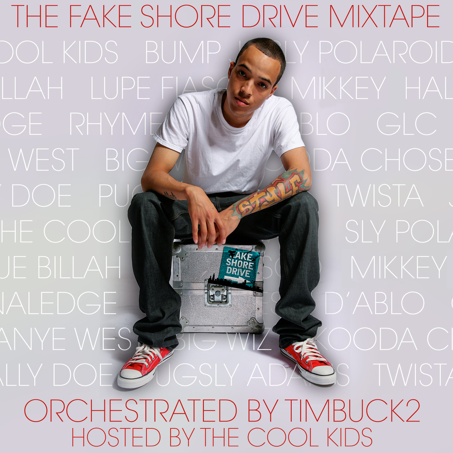 Fake Shore Drive Mixtape Orchestrated by TIMBUCK2 Hosted by The Cool Kids ft. J. Ivy on Hard Times