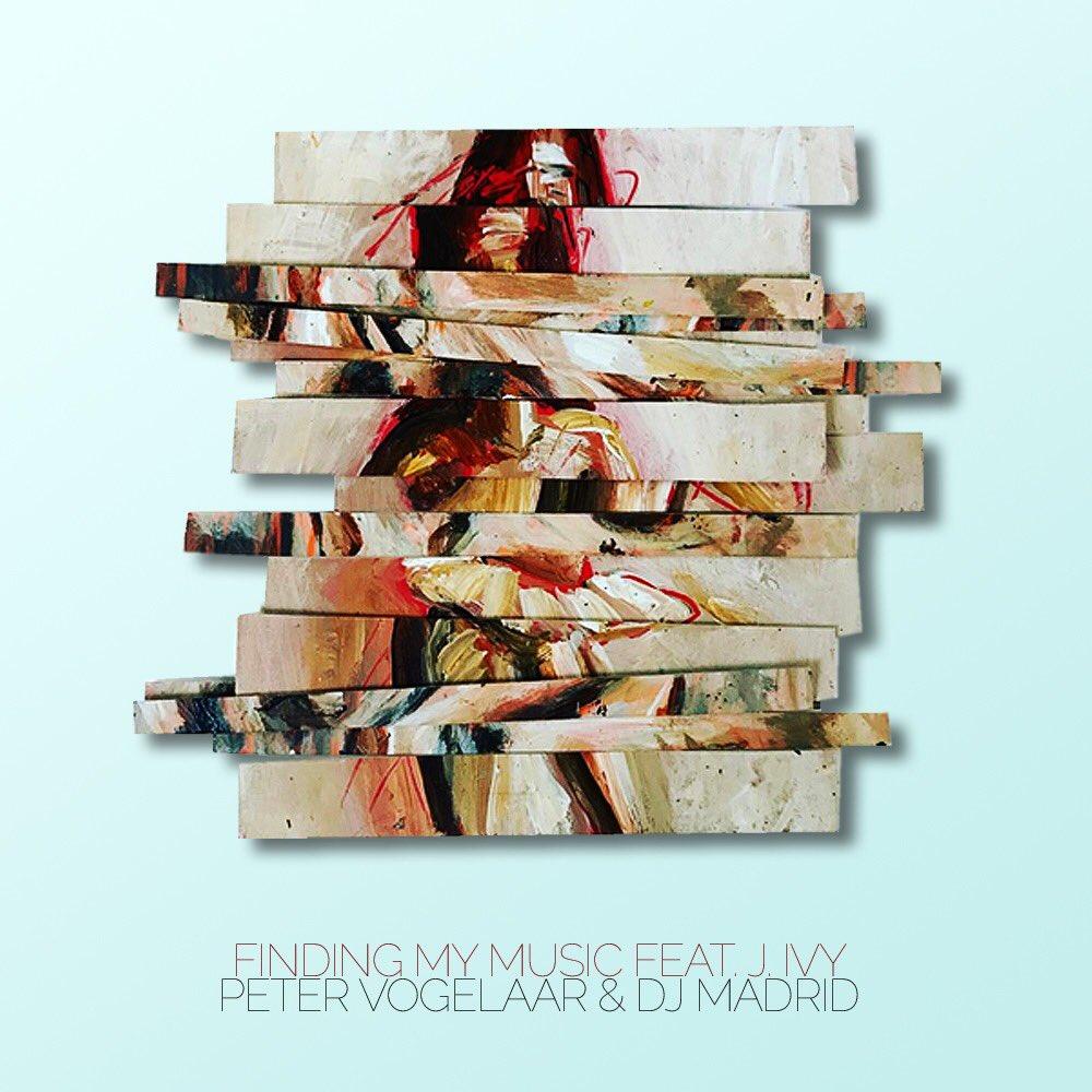 Peter Vogelaar & DJ Madrid Finding My Music ft. J. Ivy