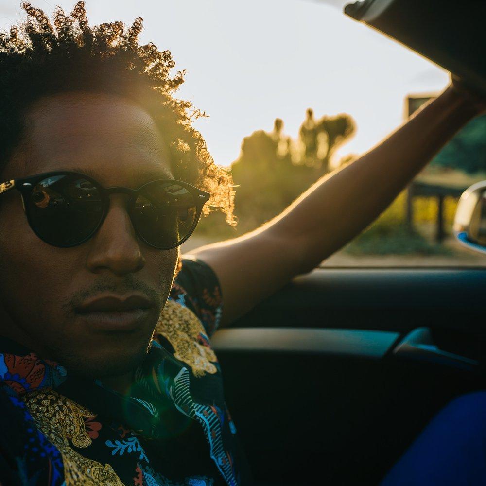 Damian Hudson Voyager Drive ft. J. Ivy