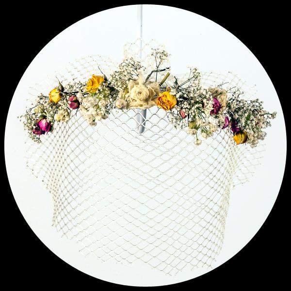 Yellow Bridesmaid Veil