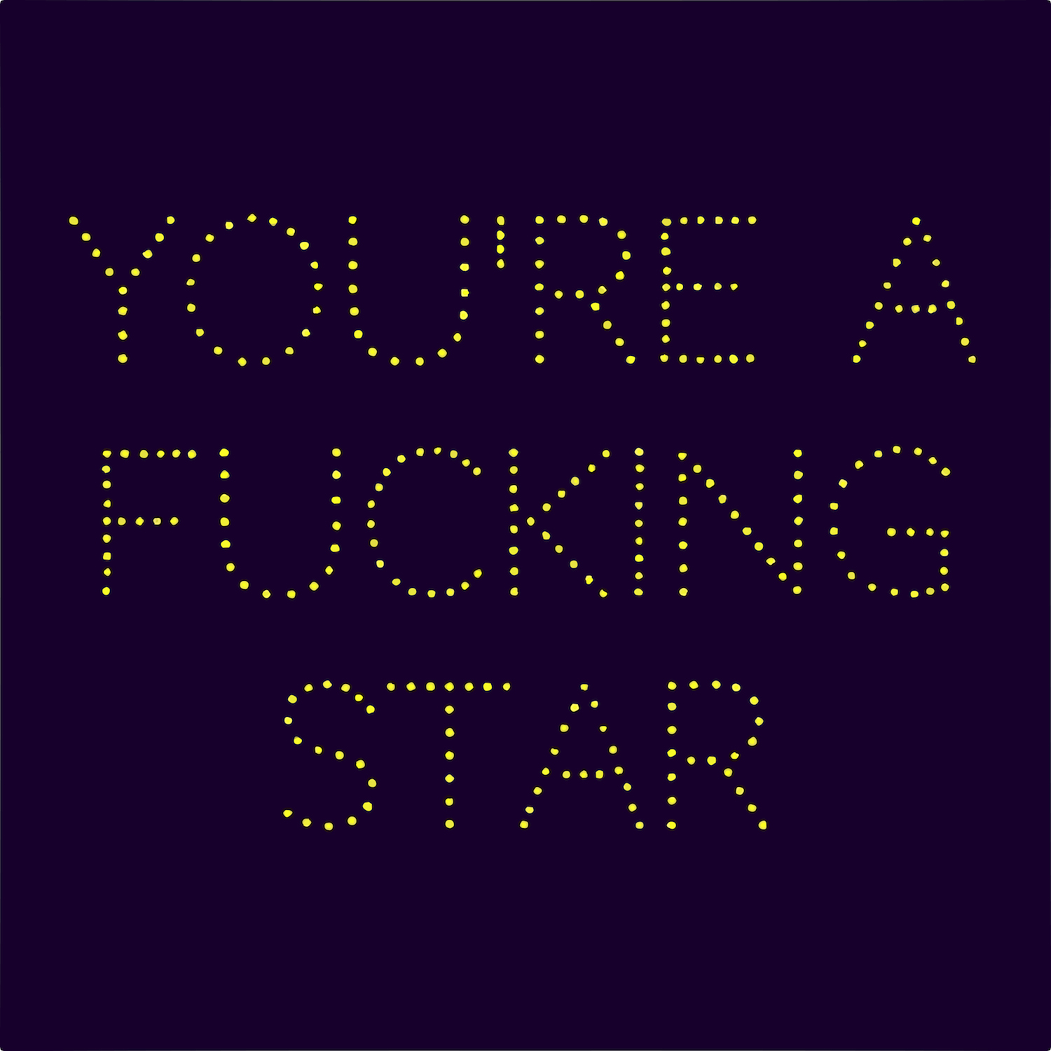 You're a Fucking Star.jpg