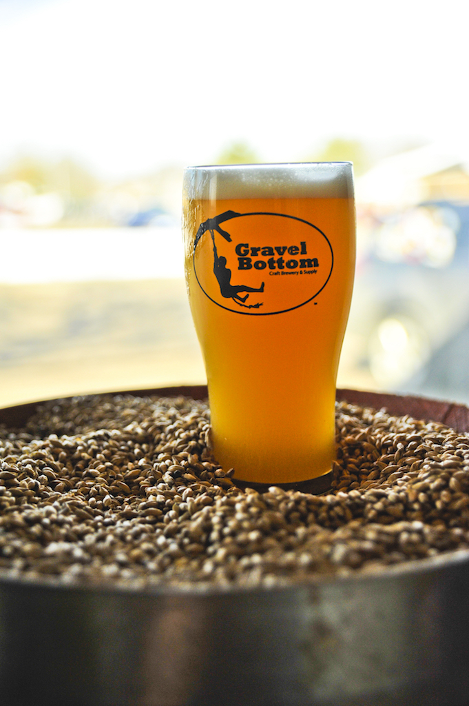 Men's Invitational Custom Craft Beer from Gravel Bottom