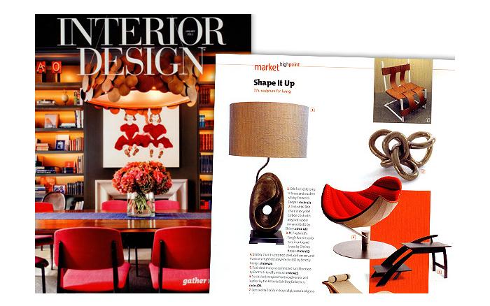 Interior Design  - M. Frederick