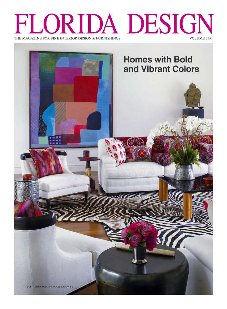 Florida Design Magazine - Equestrian Estate