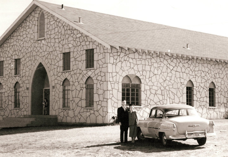 Revival Temple on Texas Avenue