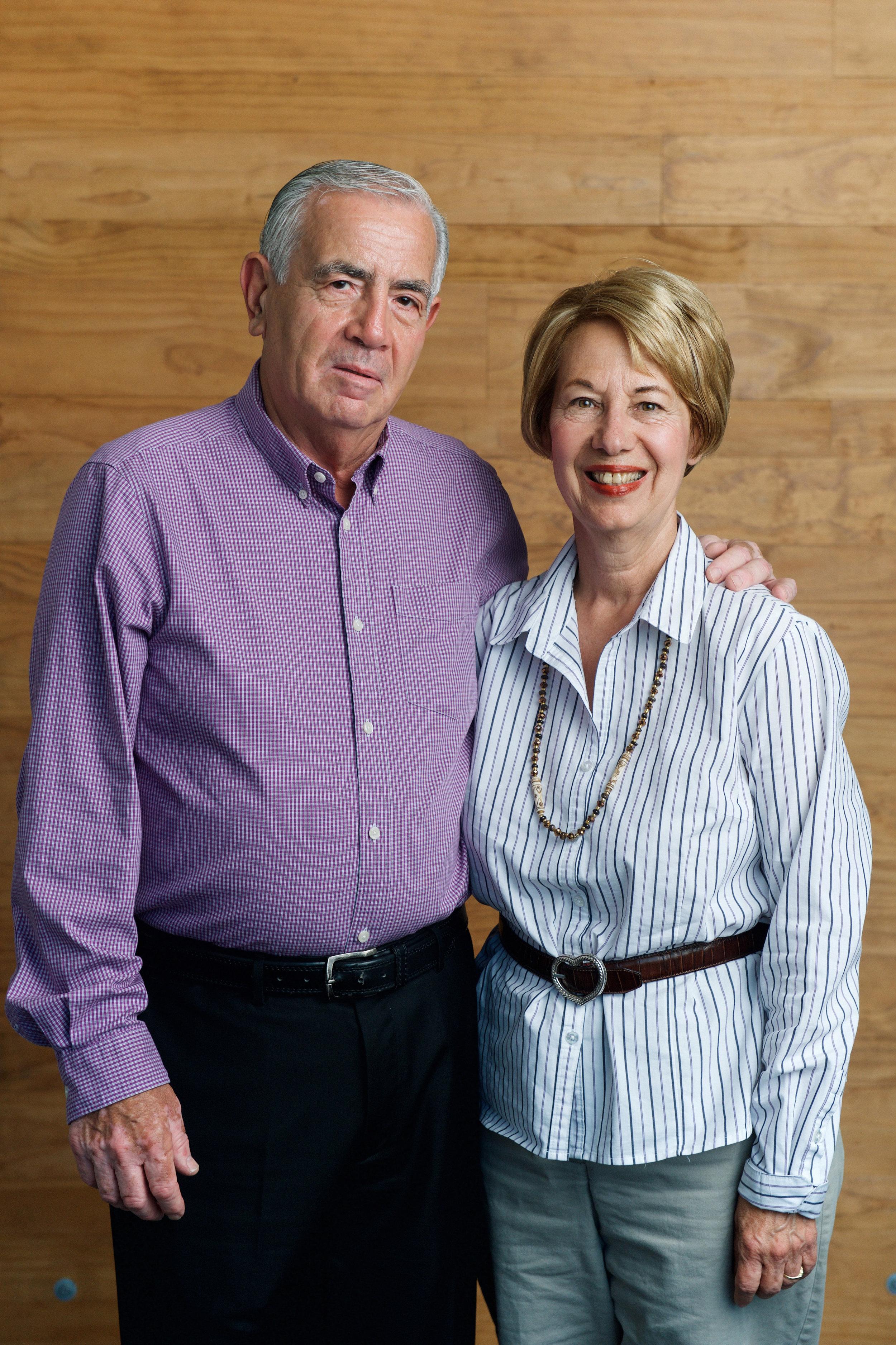 Terry & Cindy Sisneros