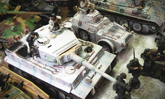 Click to see the list of Tanks