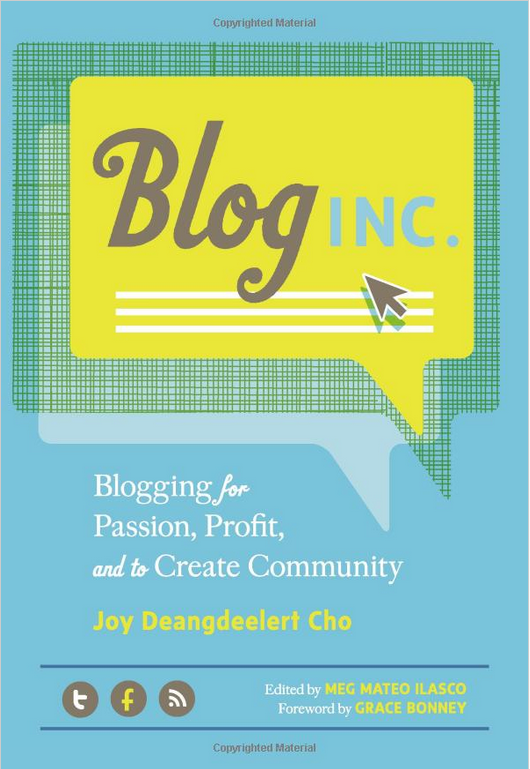 Blog Inc by Joy Cho