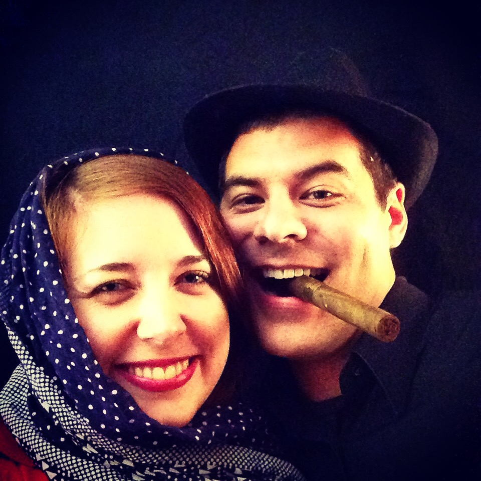 Liz & Kyle of MADLAWMEDIA