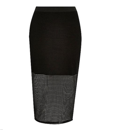Rivers island mesh skirt.JPG