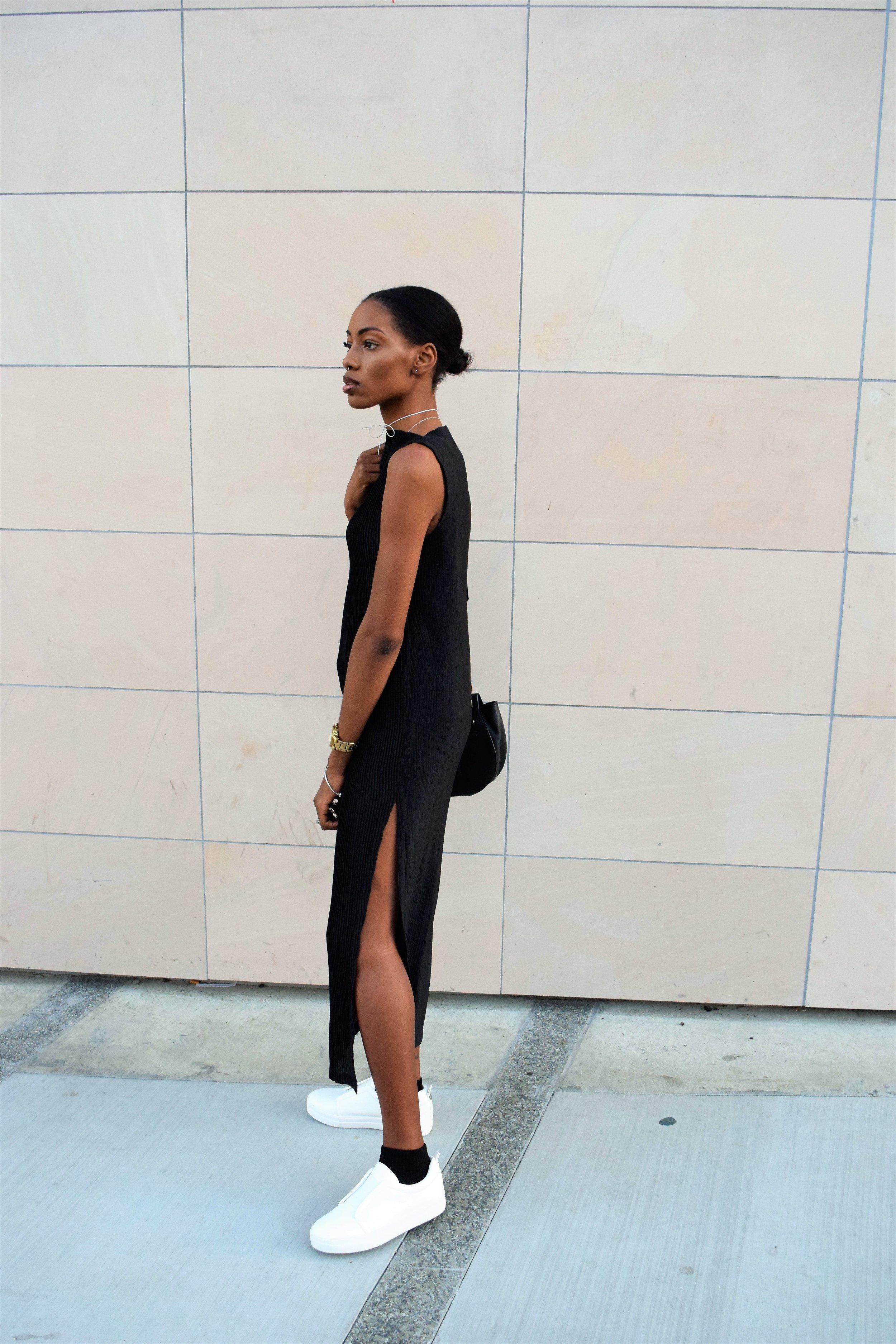 Third Form Dress Tina Roe Minimal Style Daily