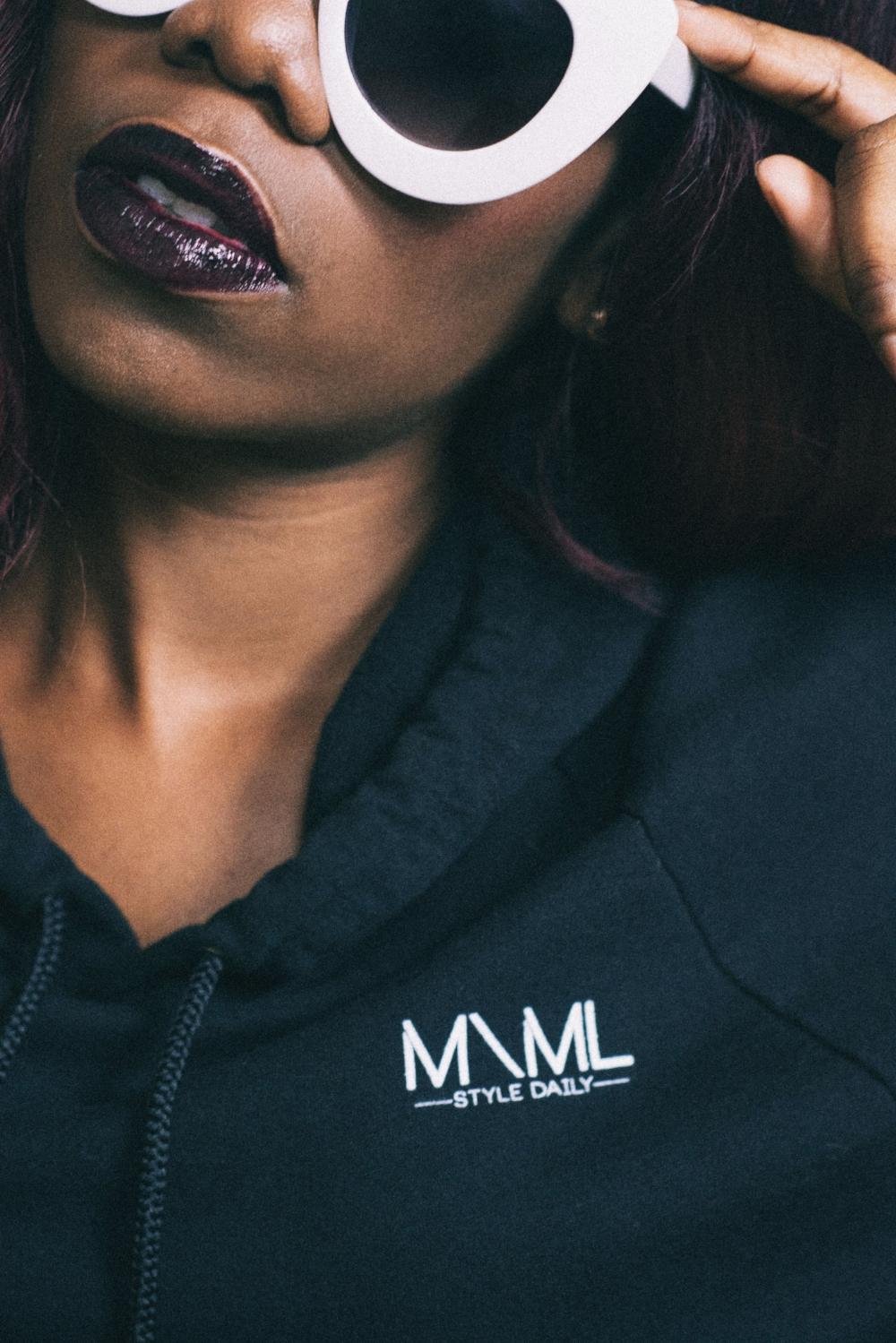 MNML Logo Hoodie