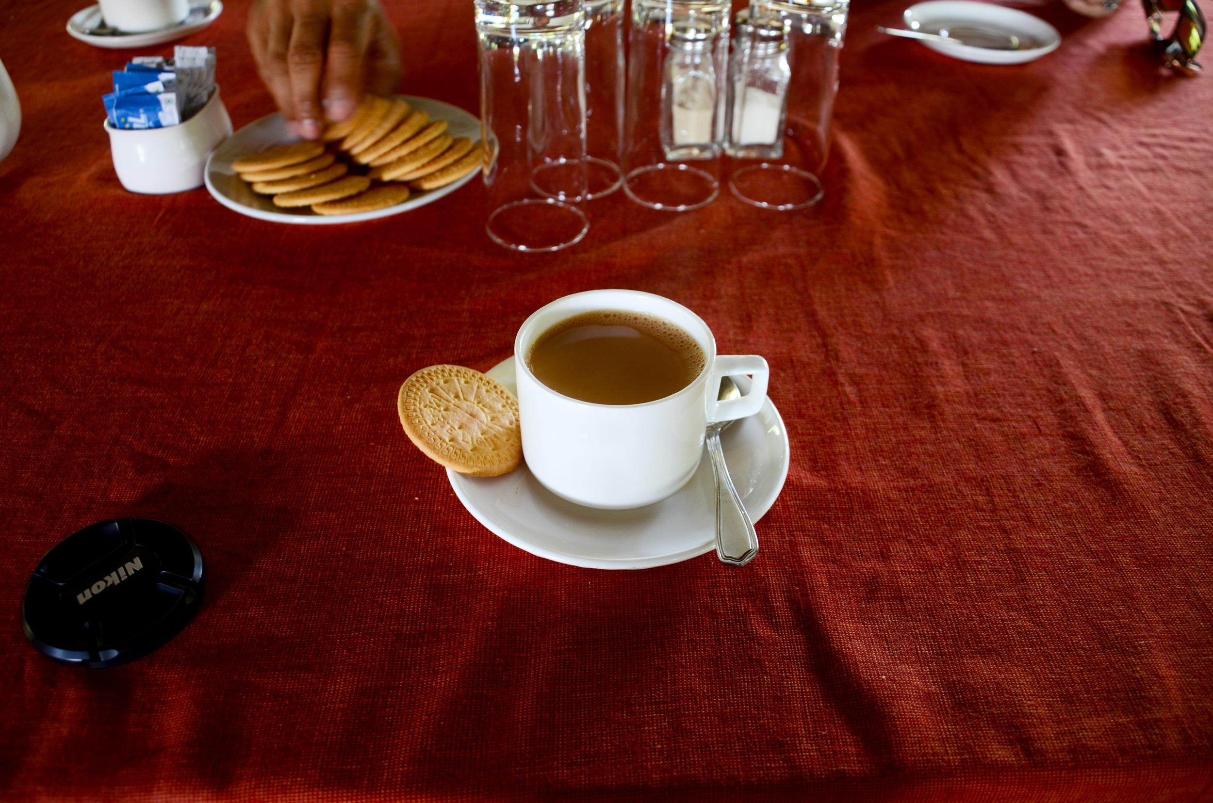 Masala chai, right from the tea plantation