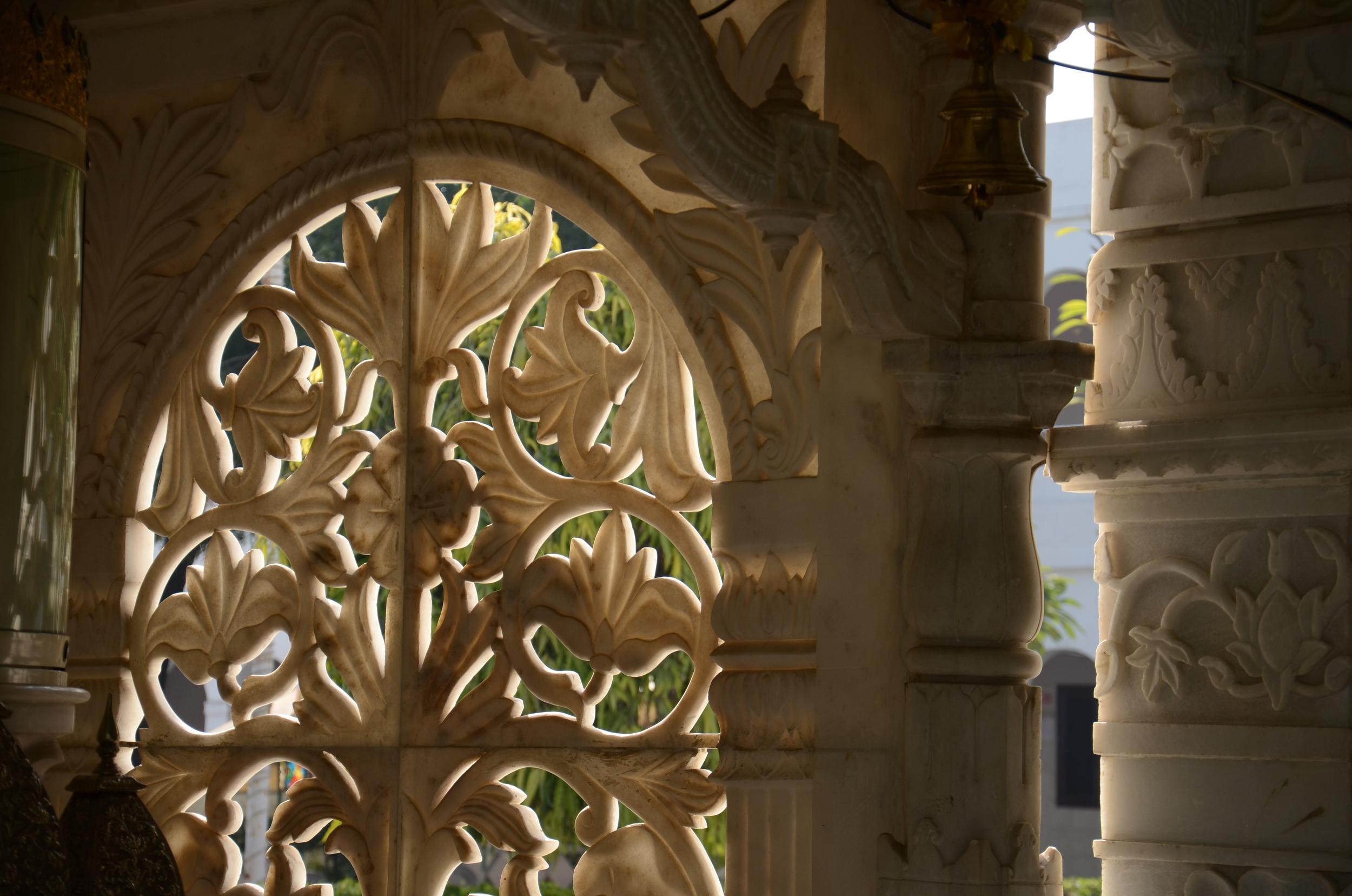 Jain Temple carvings
