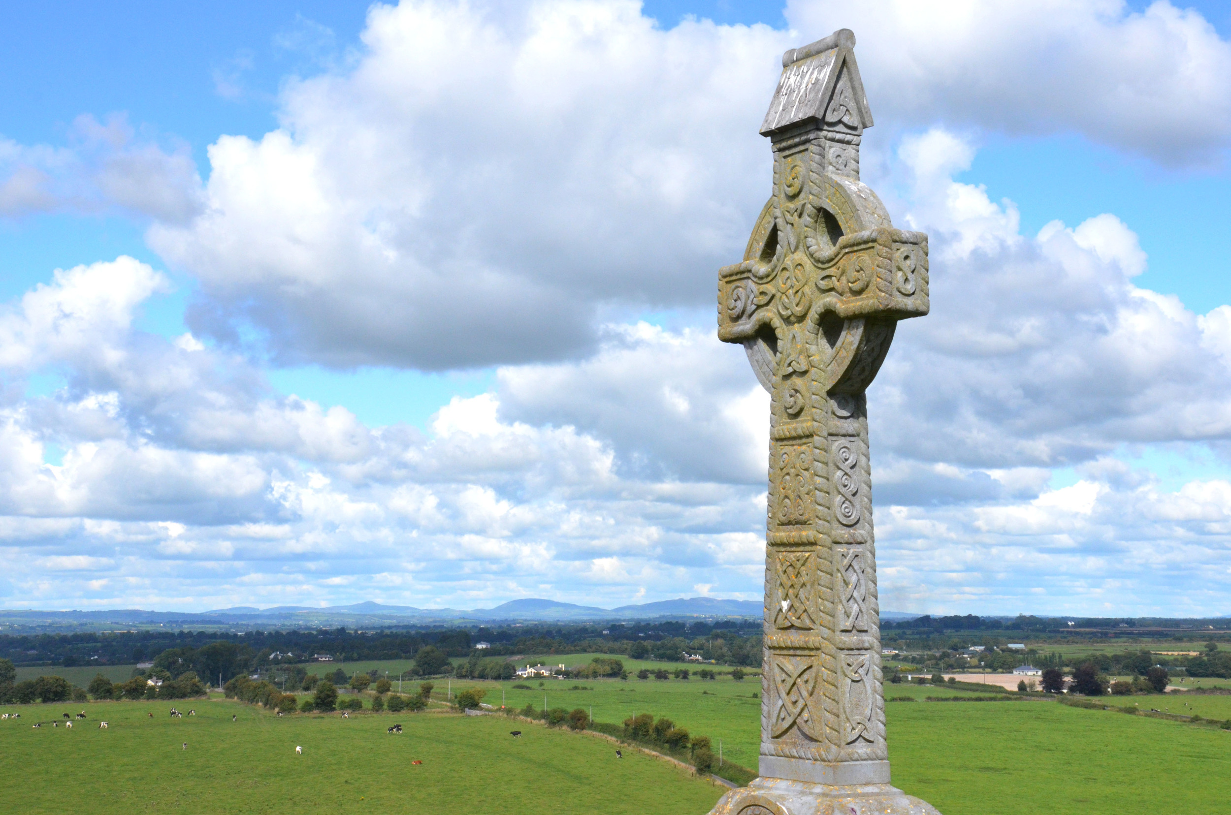 Cross and countryside