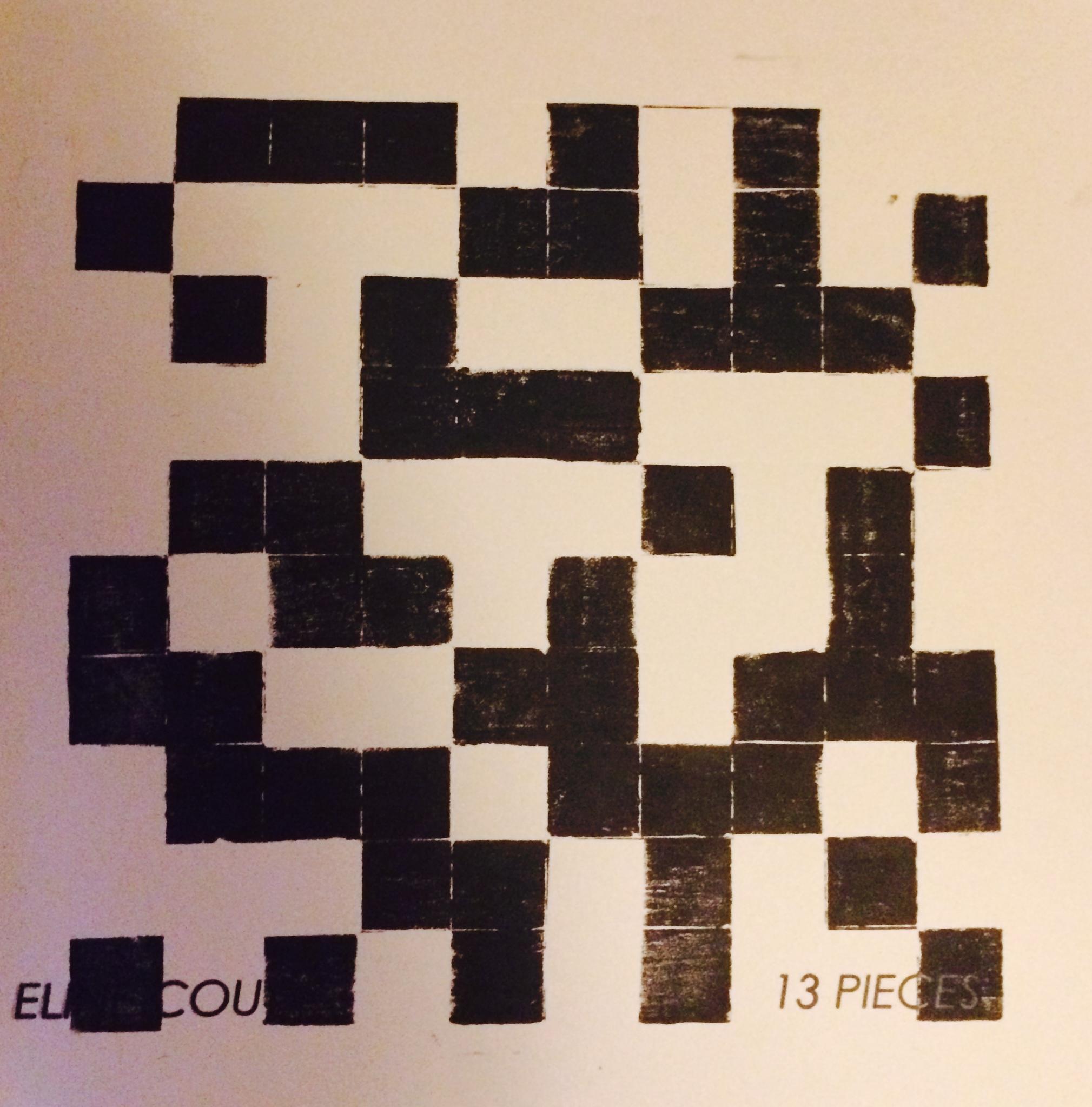 Eline Cout-13Pieces