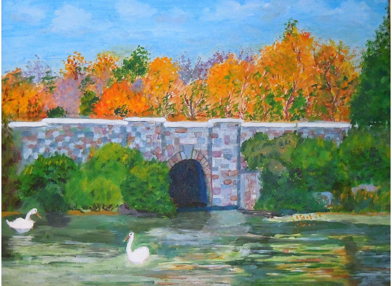 1. Swans on the Pond.300 res.DSCN2023.jpg