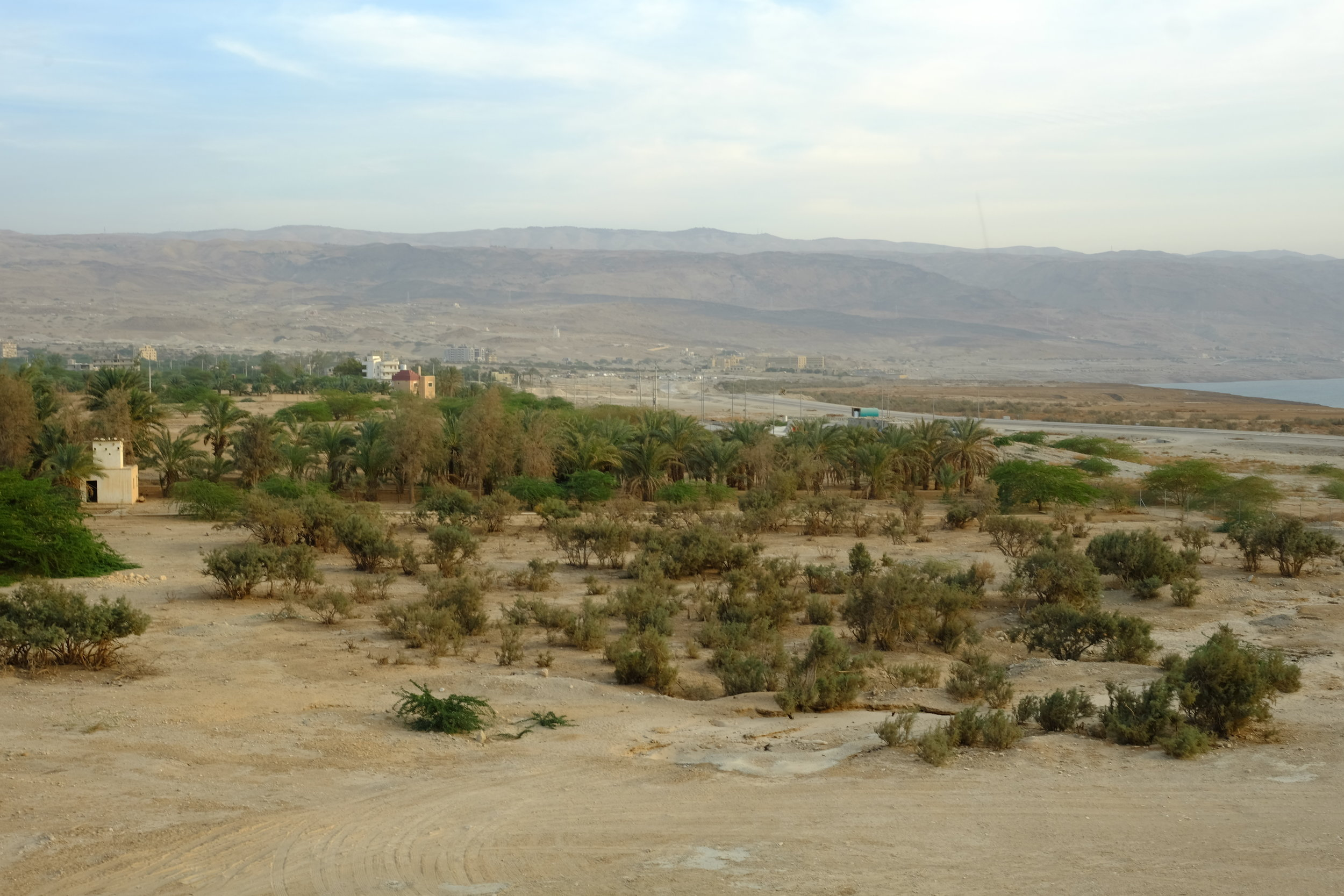 View from Ramada Resort Dead Sea in Sweimeh