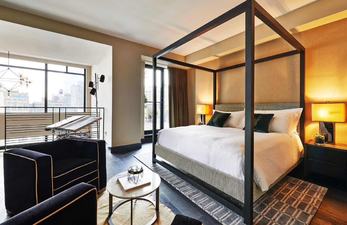 SIXTY Hotels - Luxury boutique hotel for jet-setters