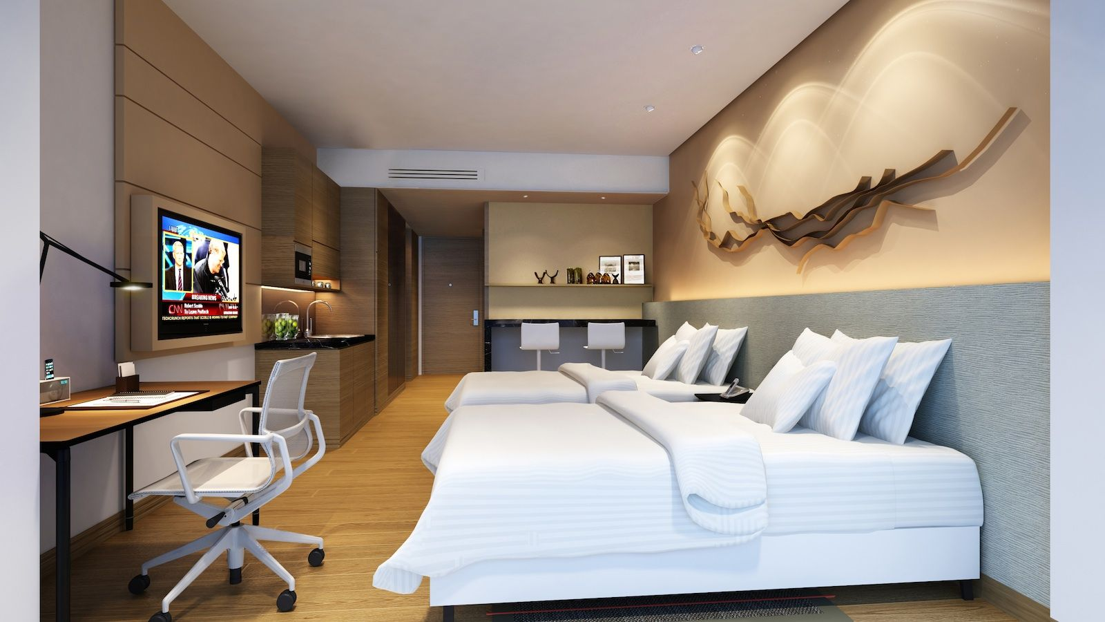 Element by Westin - Eco-friendly boutique hotel