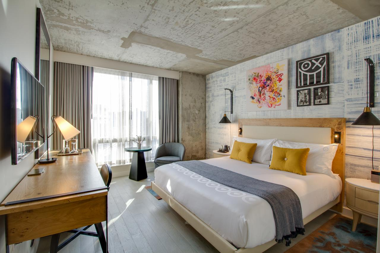 Hotel 50 Bowery NYC - Immersive hotel experience
