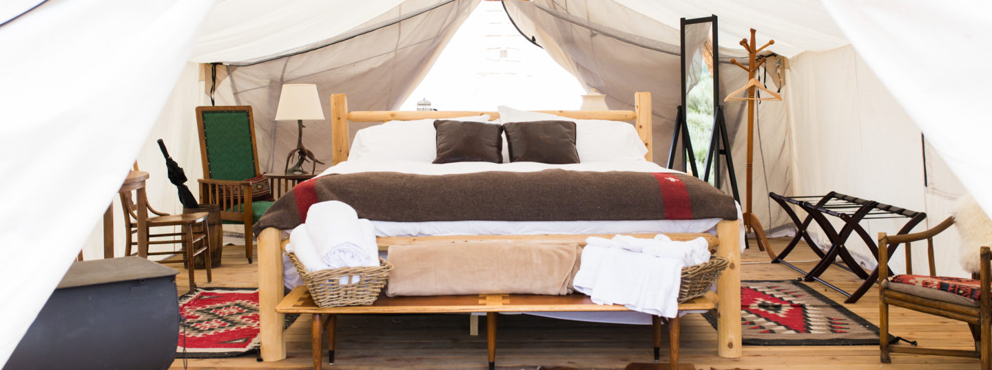 Collective Retreats - One-of-a-kind glamping retreat in a luxury tent