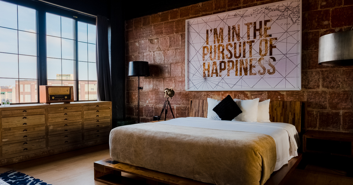 Paper Factory Hotel -