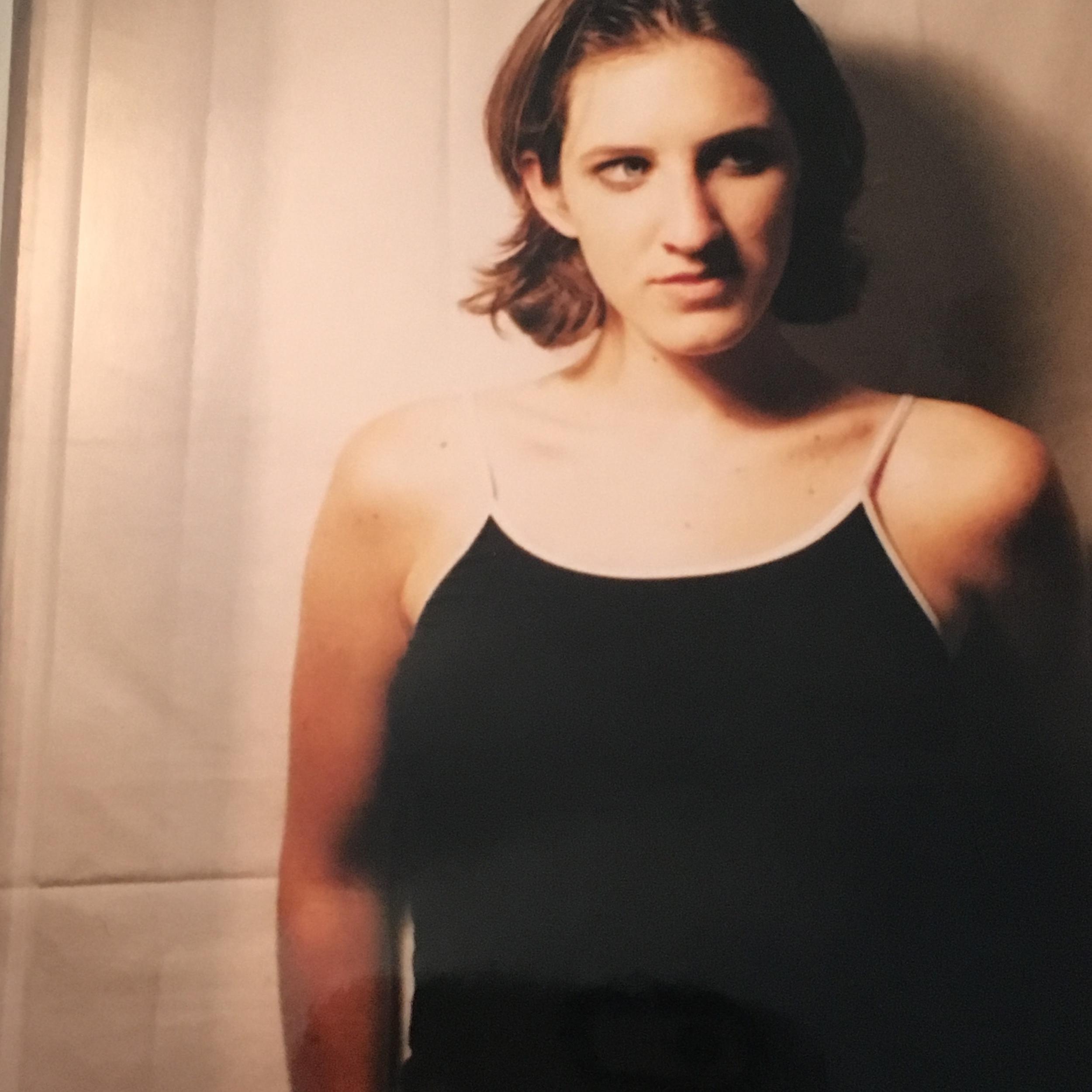 Me circa 1998.
