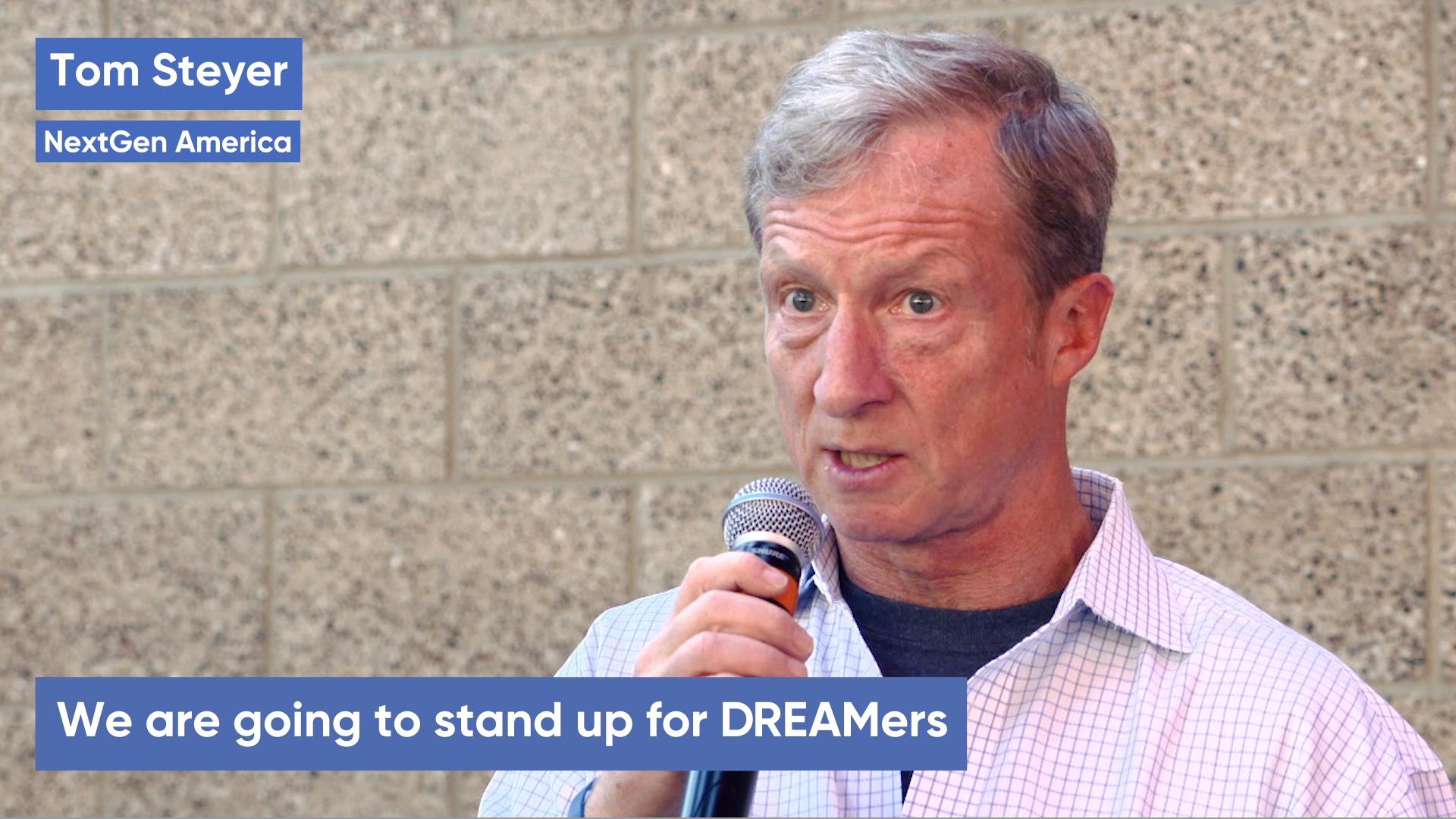 """Dreamers"" NextGen America"