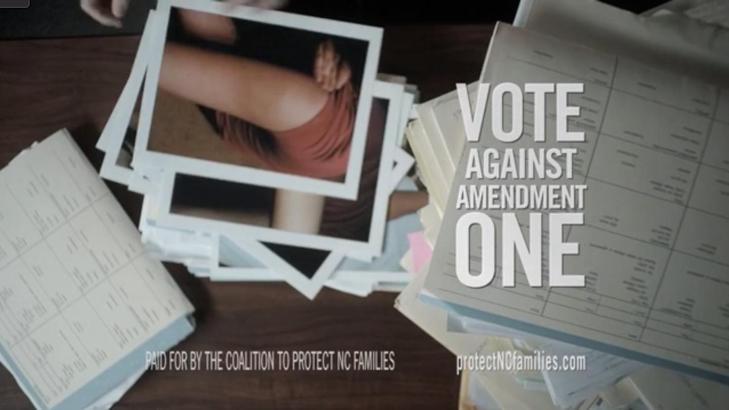 """Amily"" - Vote Against Amendment One"
