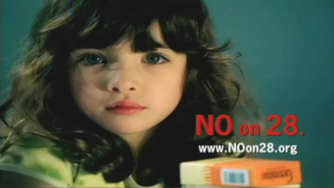"""Baby Smoker"" - Californias Against Big Tobacco"
