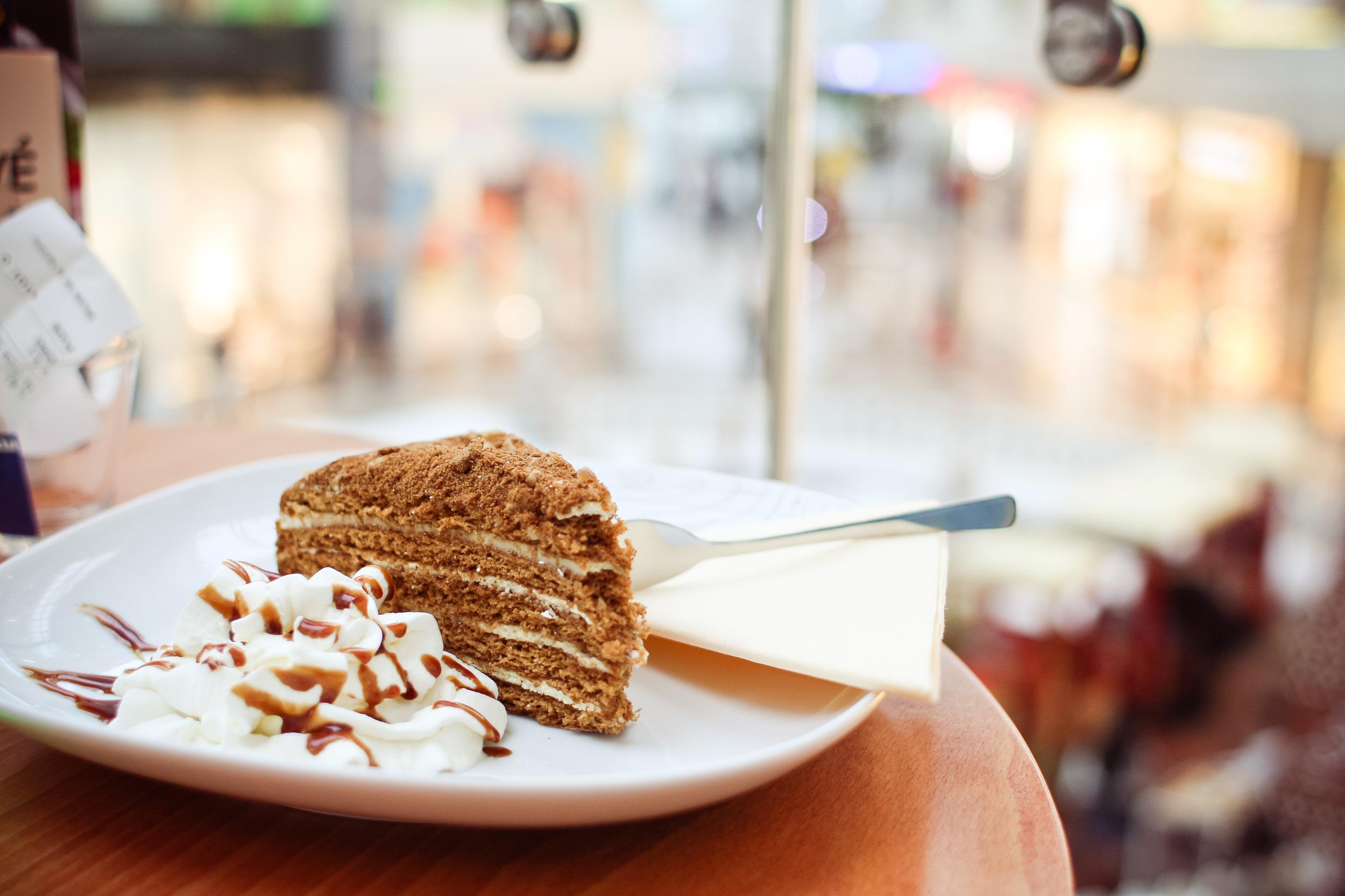 Image Credit: Piece of Honey Cake, by Viktor Hanacek at  PicJumbo
