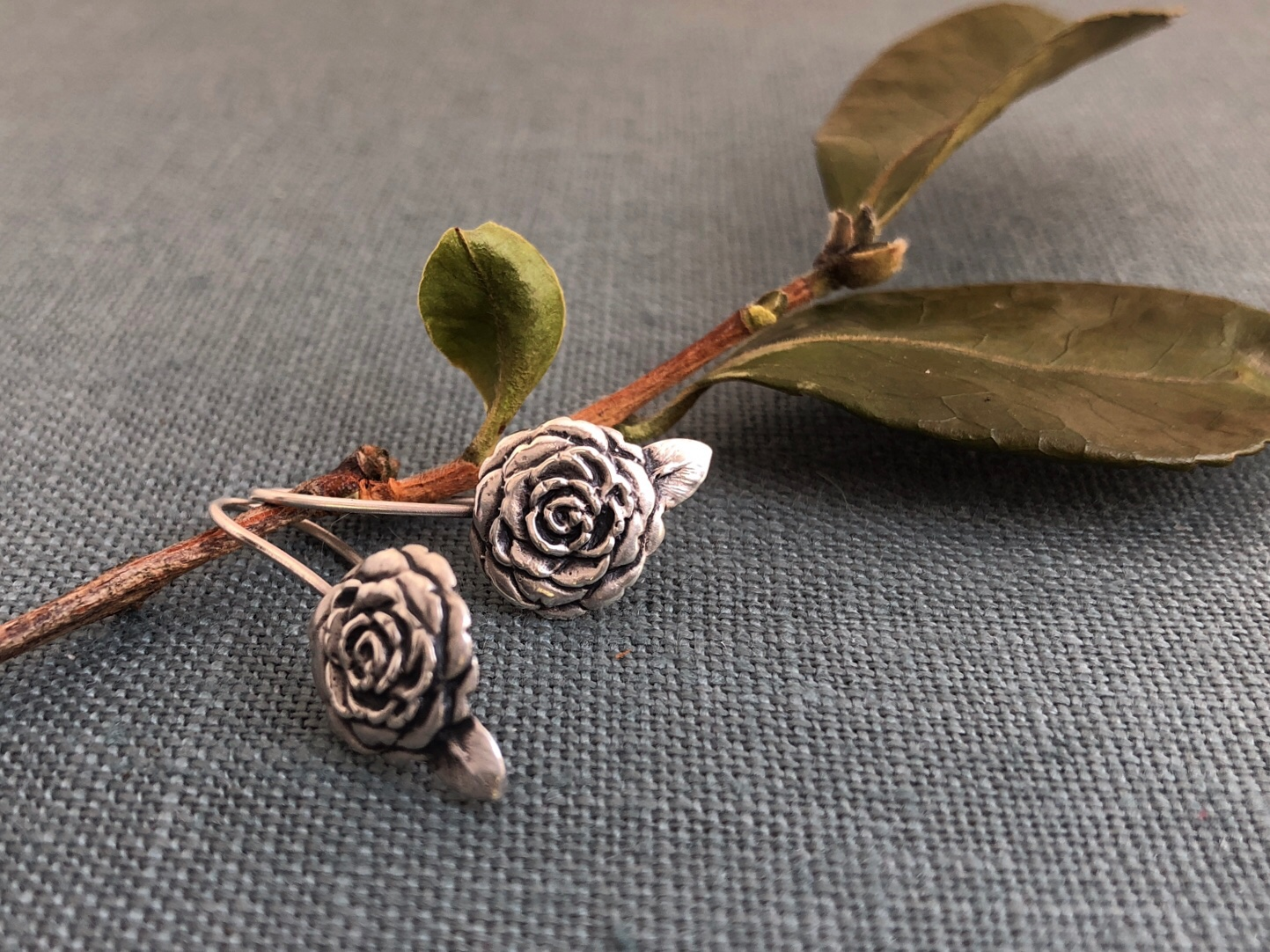 Camellia Earrings Silver Main Photo.jpeg