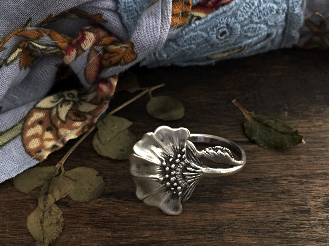 Folk Flower Ring SS on wood.jpeg