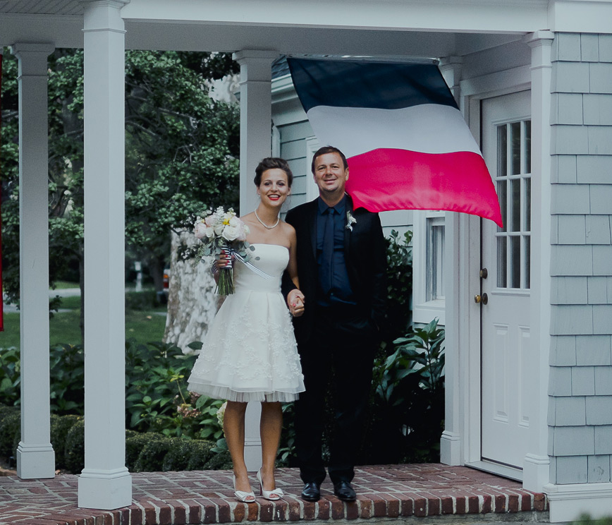 Christian & Marie / New Jersey, USA