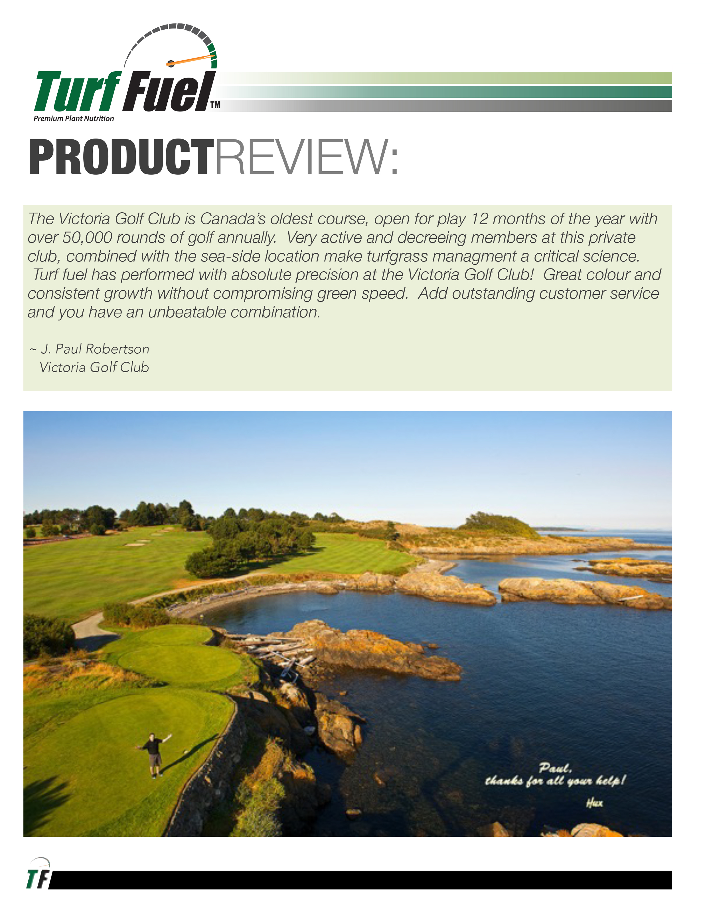 PRODUCT REVIEW VGC
