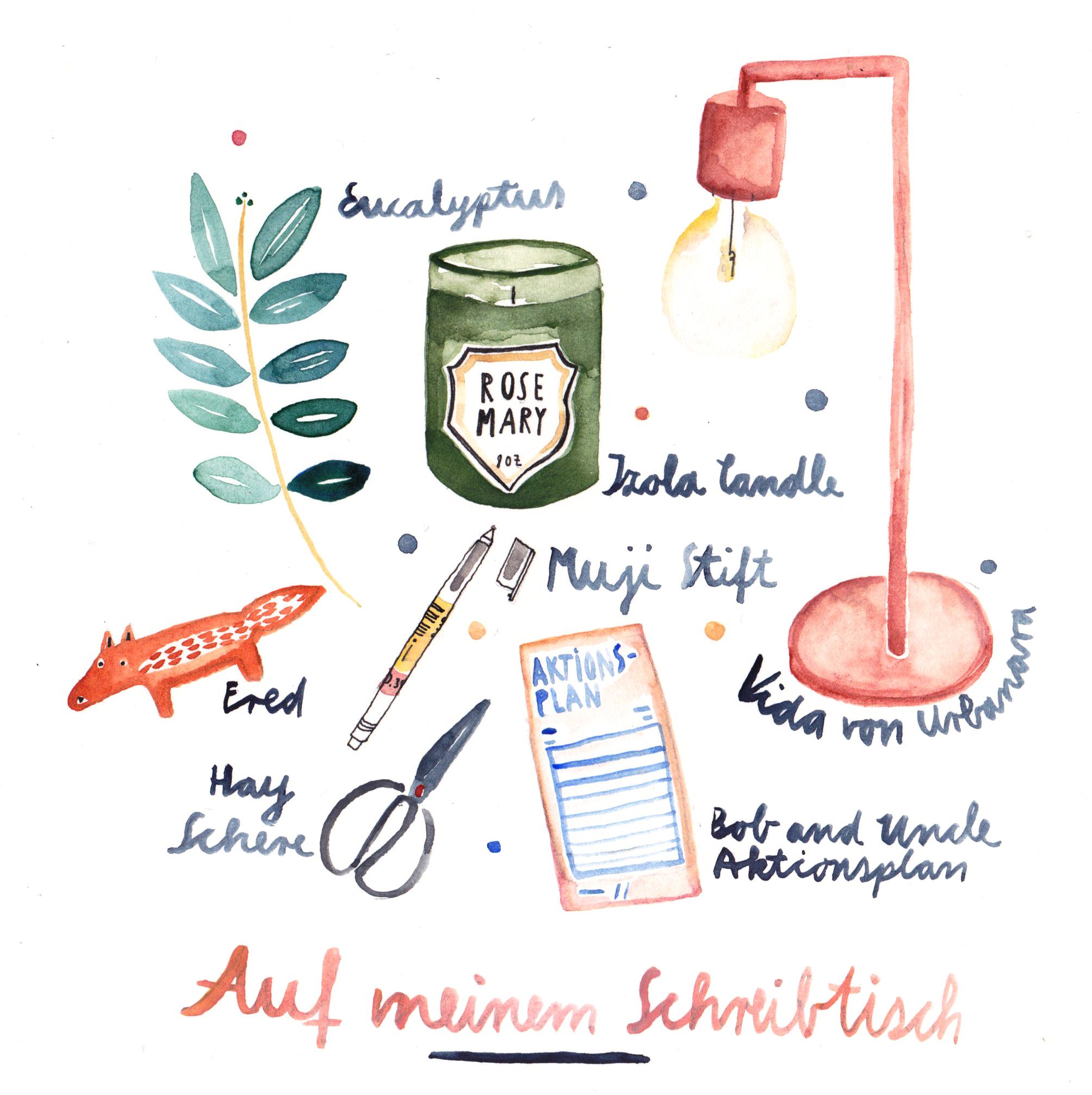 Everything we like von Sarah Neuendorf für herzundblut.com