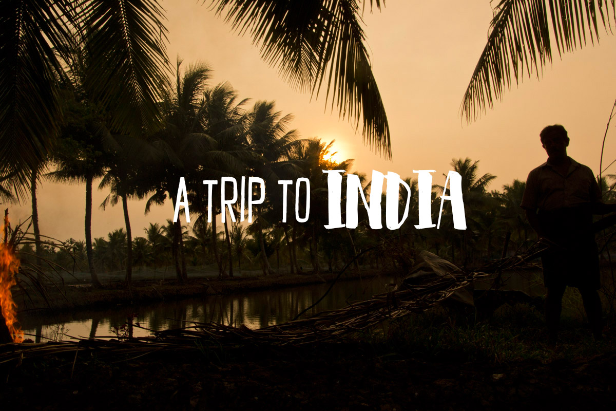 A trip to India