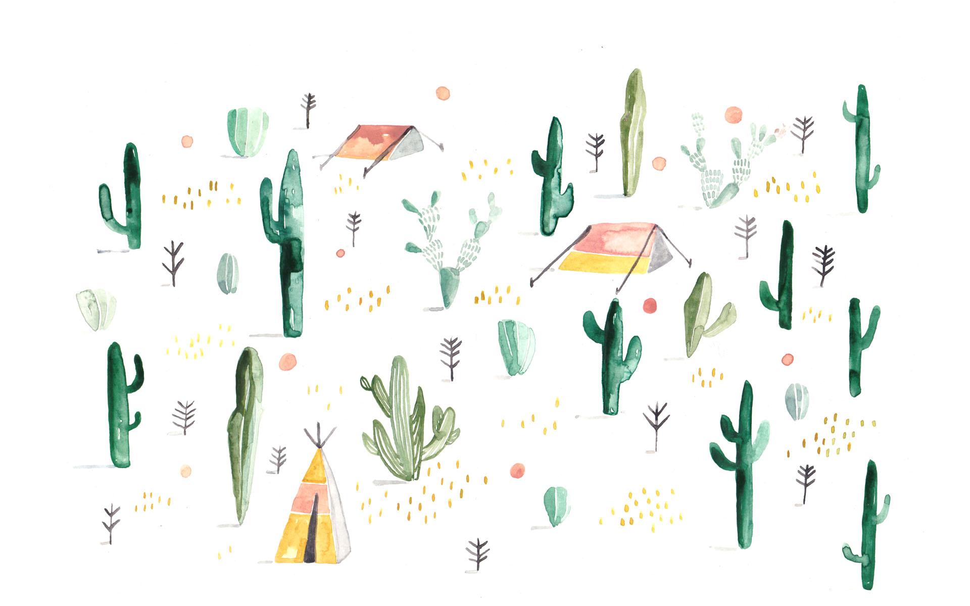 Wallpaper von Sarah Neuendorf für herzundblut.com