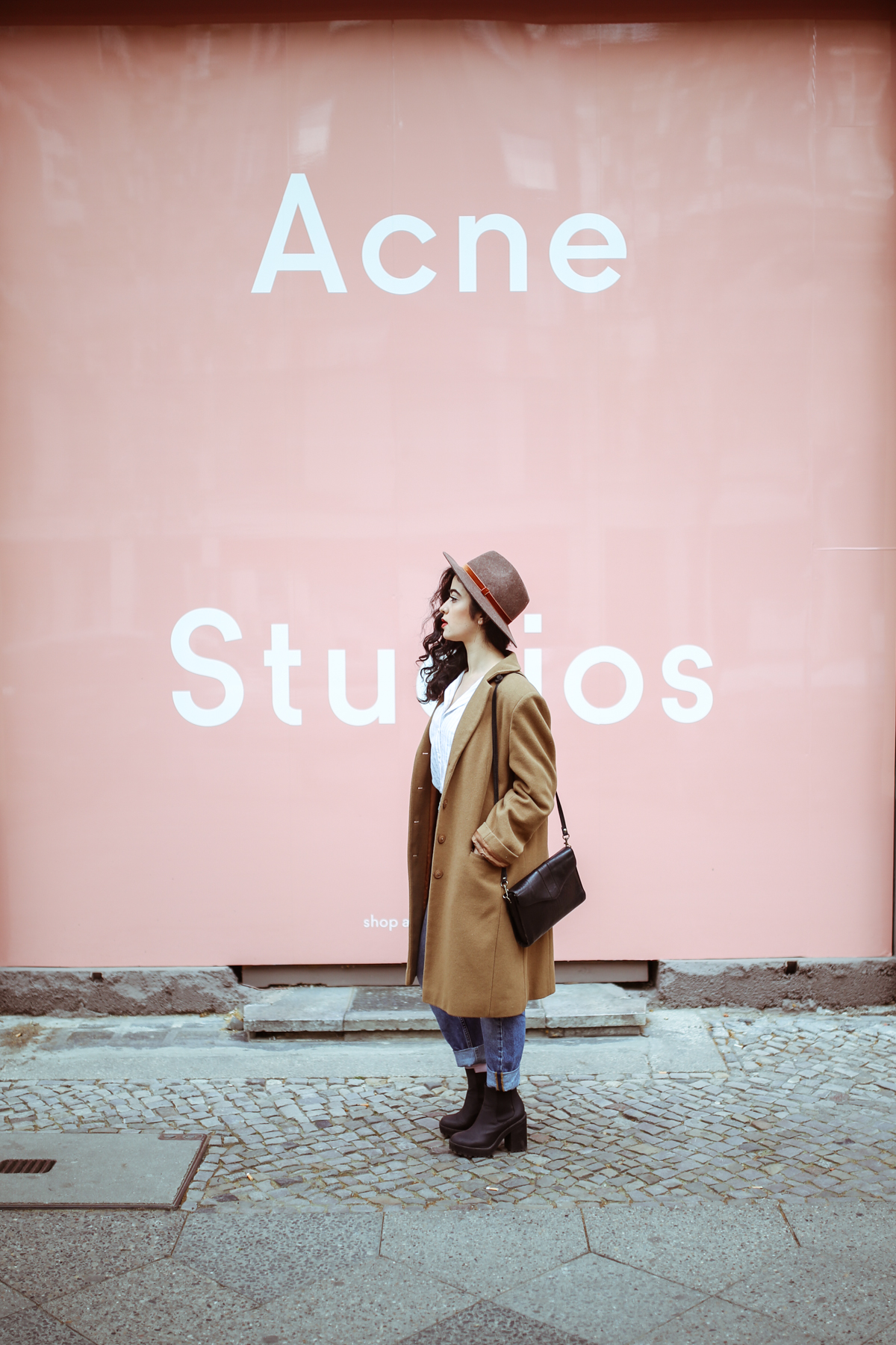 The Look - Acne Studios