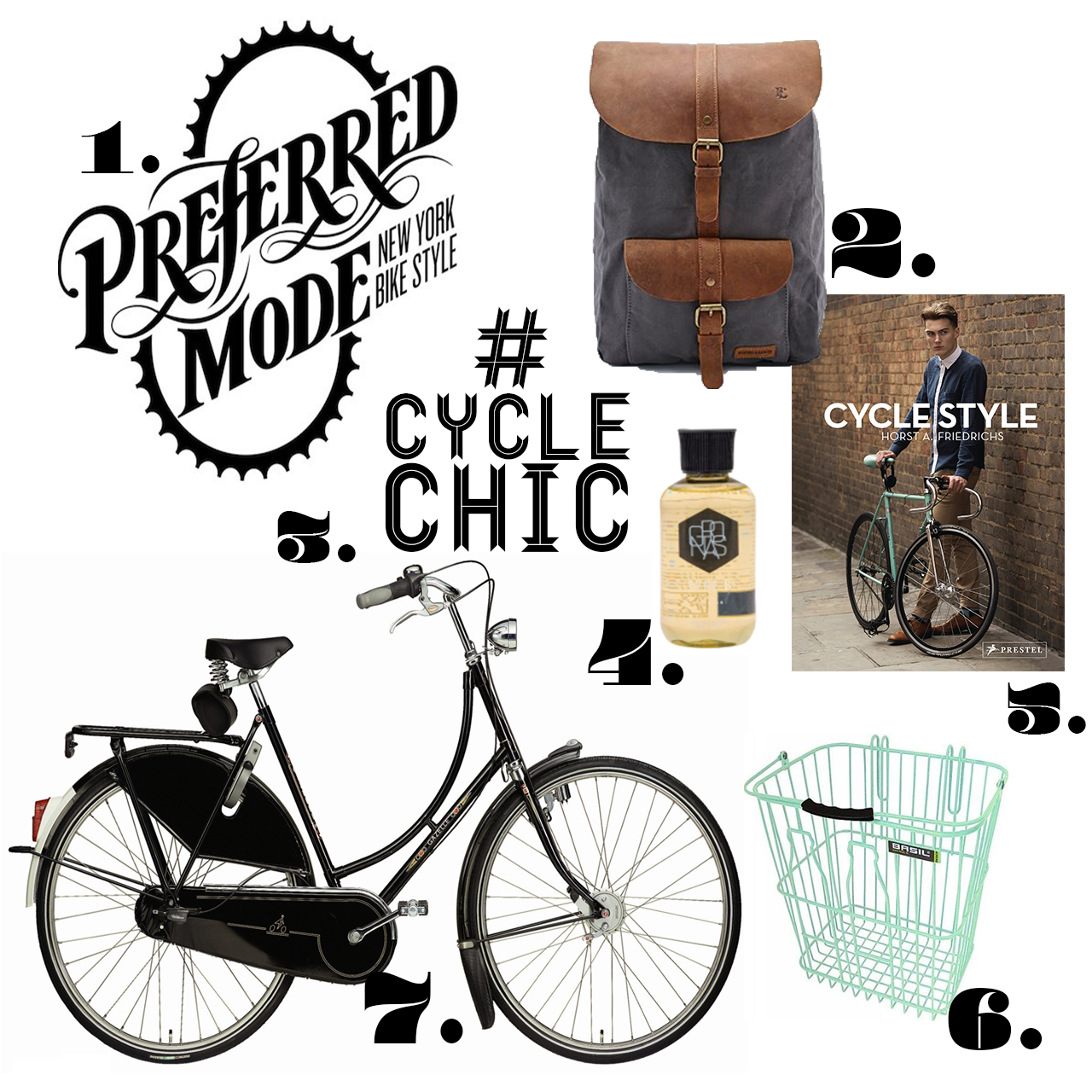 #cycle chic