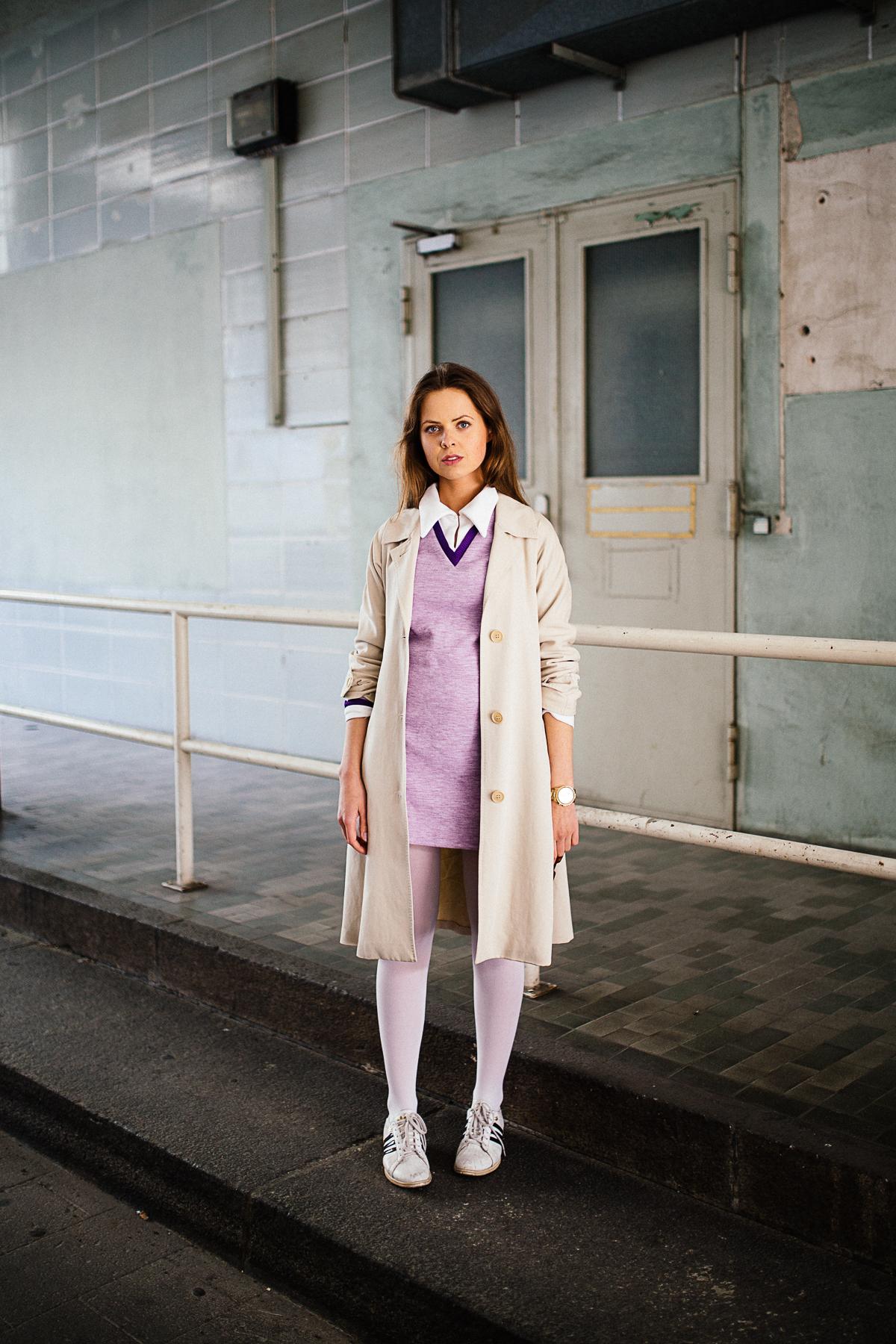 The Look Berlin for Nylon Japan