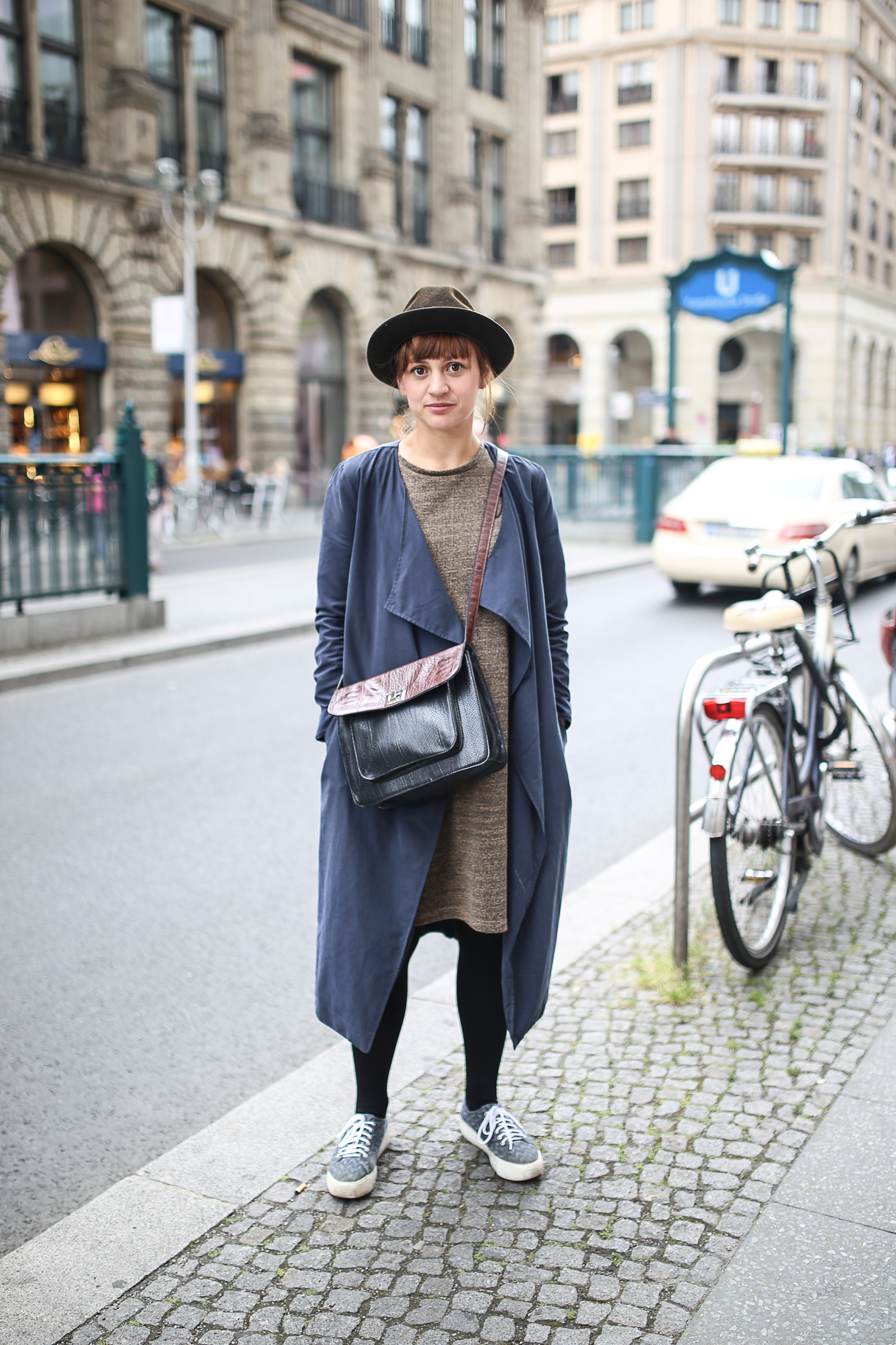 The Look- Streetstyle aus Berlin