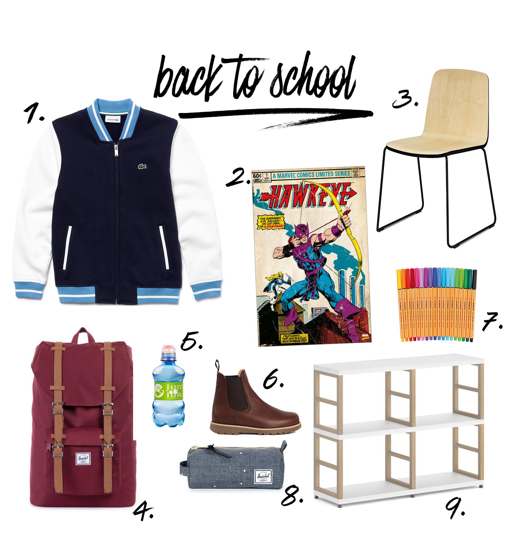 Everything we like!#backtoschool