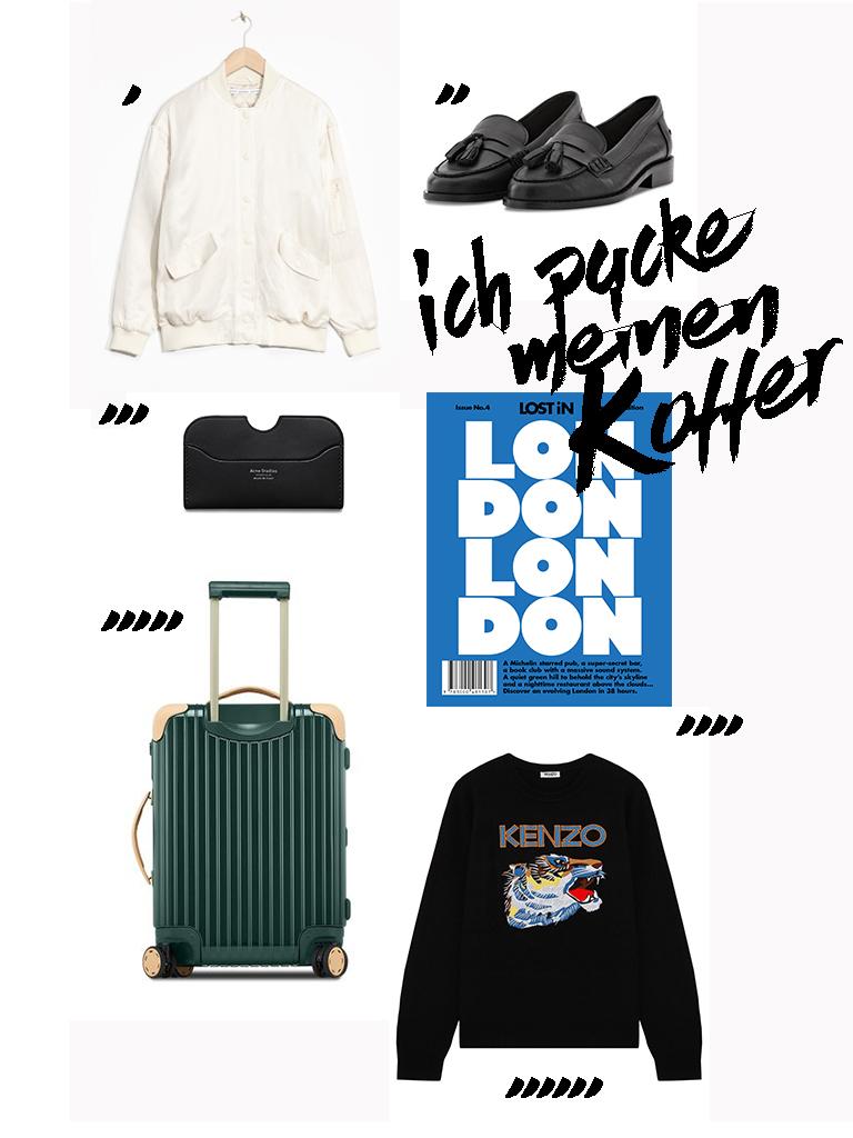 Ich packe meinen Koffer #London