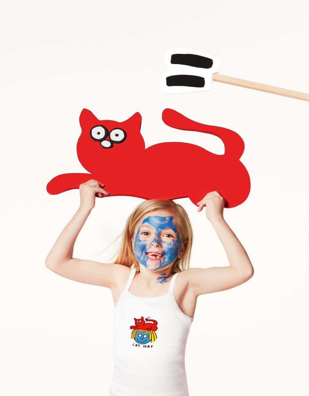 Petit Bateau x Keith Haring