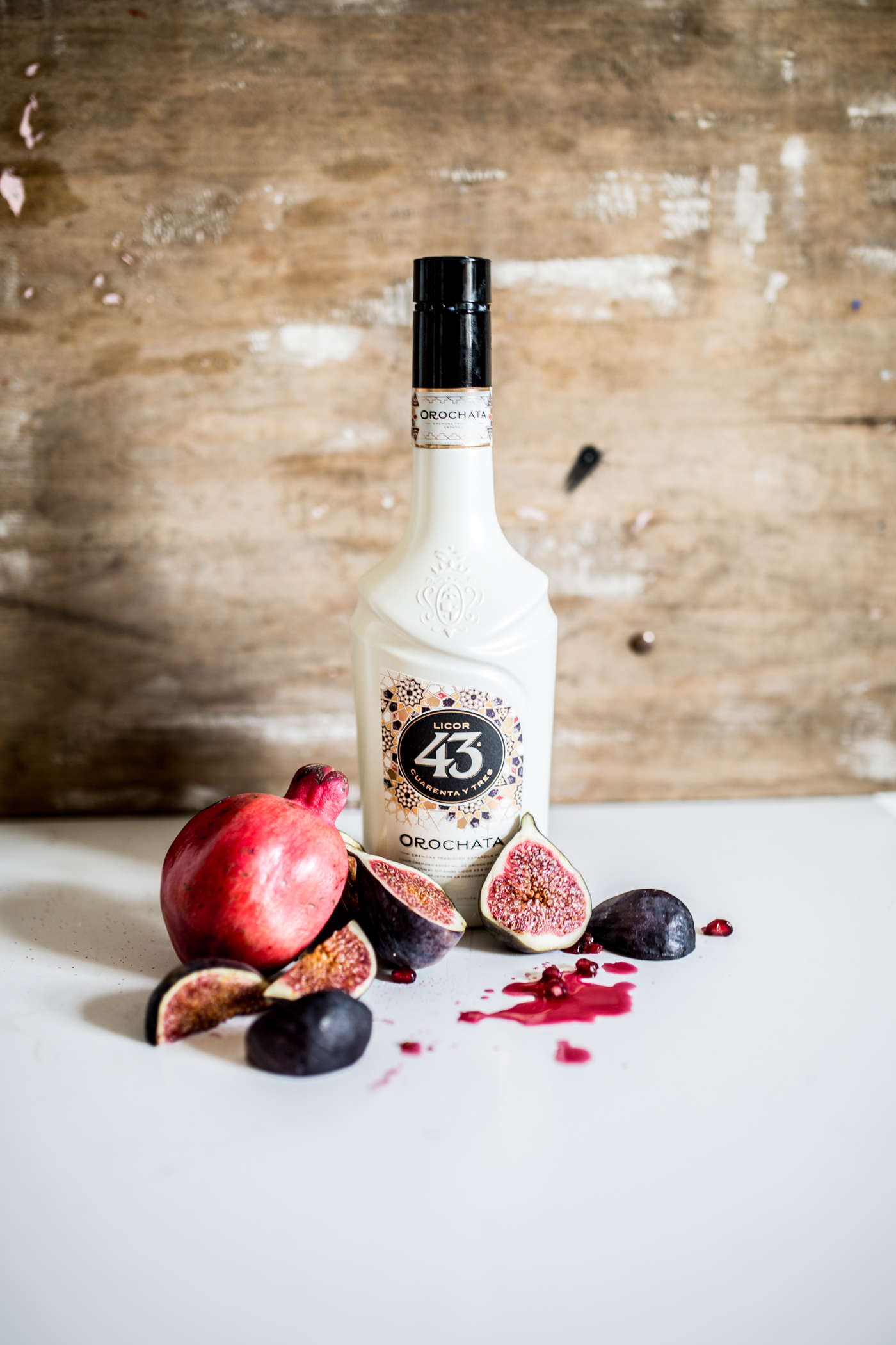 Licor 43 Orchata- a summer Drink
