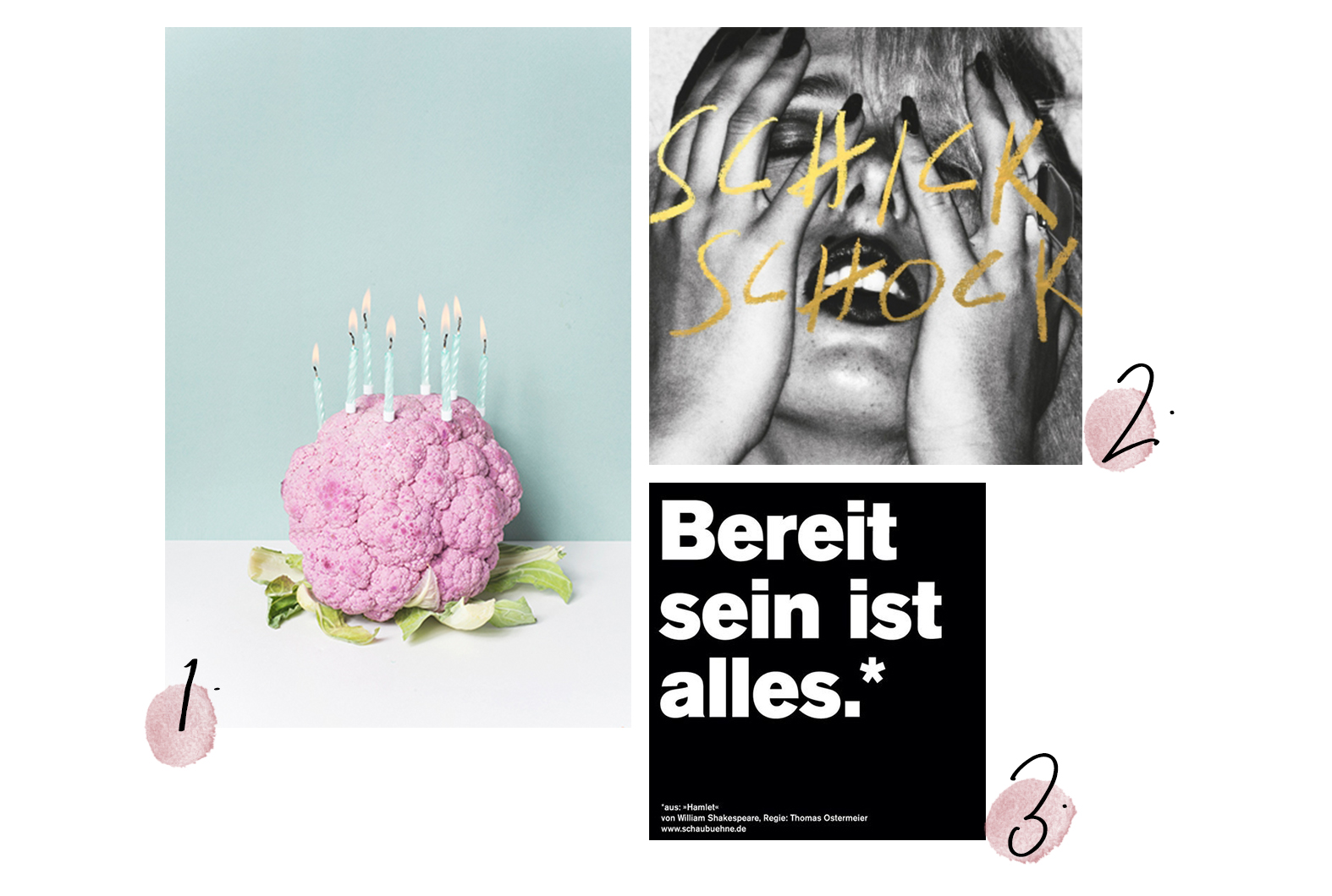 Collage Berlin Tipps //